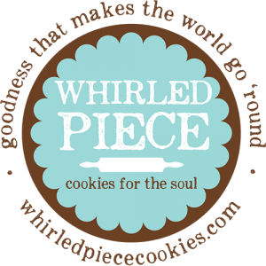 Whirled Piece Cookies